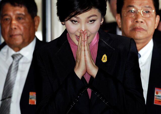 Tayland'ın eski Başbakanı Yinglak Şinavatra