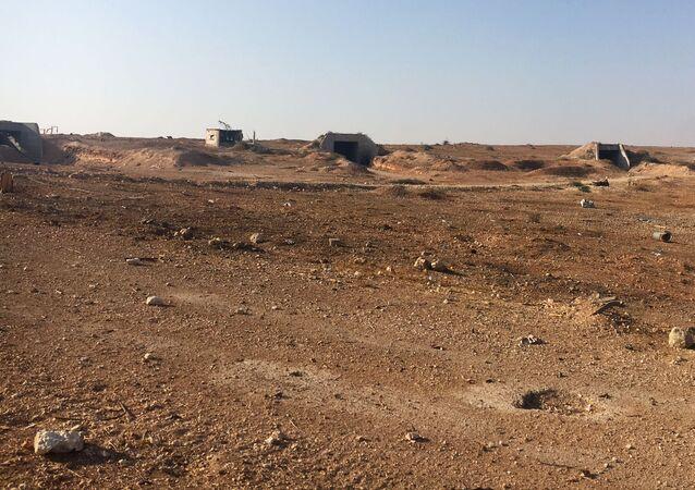 Suriye ordusunun Halep'in güneyindeki hava savunma üssünü geri aldı.