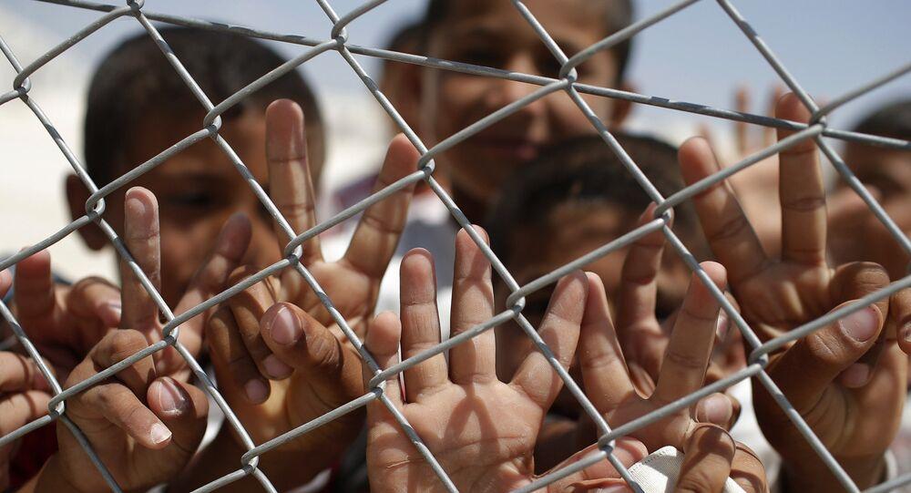 Türkiye'de sığınmacı çocuk işçiler