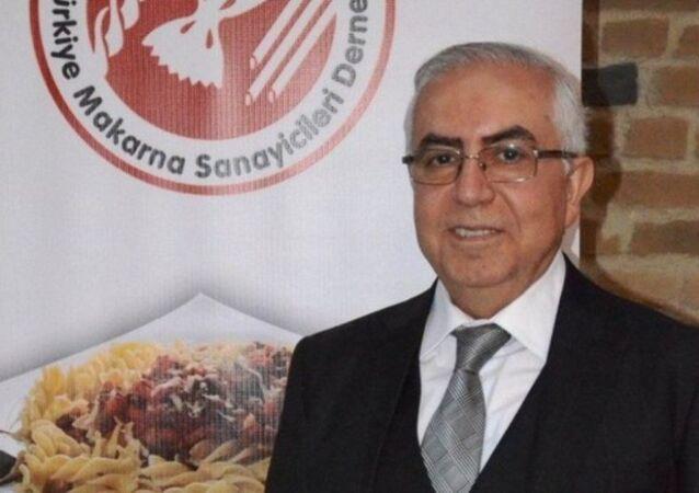 Türkiye Makarna Sanayicileri Derneği (TMSD) Yönetim Kurulu Başkanı Abdülkadir Külahçıoğlu