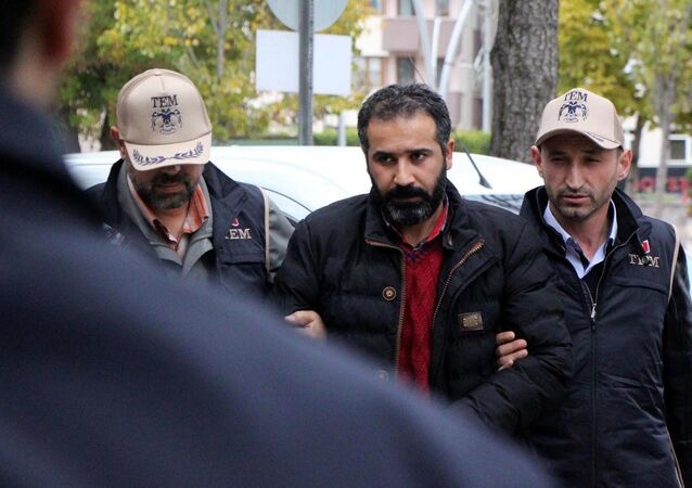 HDP İl Eş Başkanı Özgür Günaydın