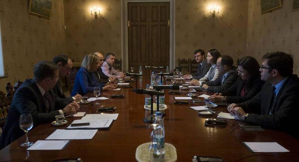 Rus ve Türk dışişleri sözcüleri Moskova'da