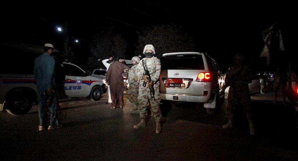 Pakistan'da polis okuluna saldırı