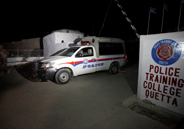 Pakistan / Polis akademisine saldırı