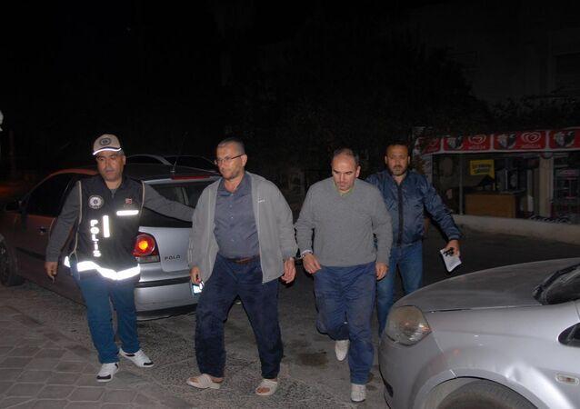 Yunanistan'a kaçmaya çalışan FETÖ üyesi 3 kişi