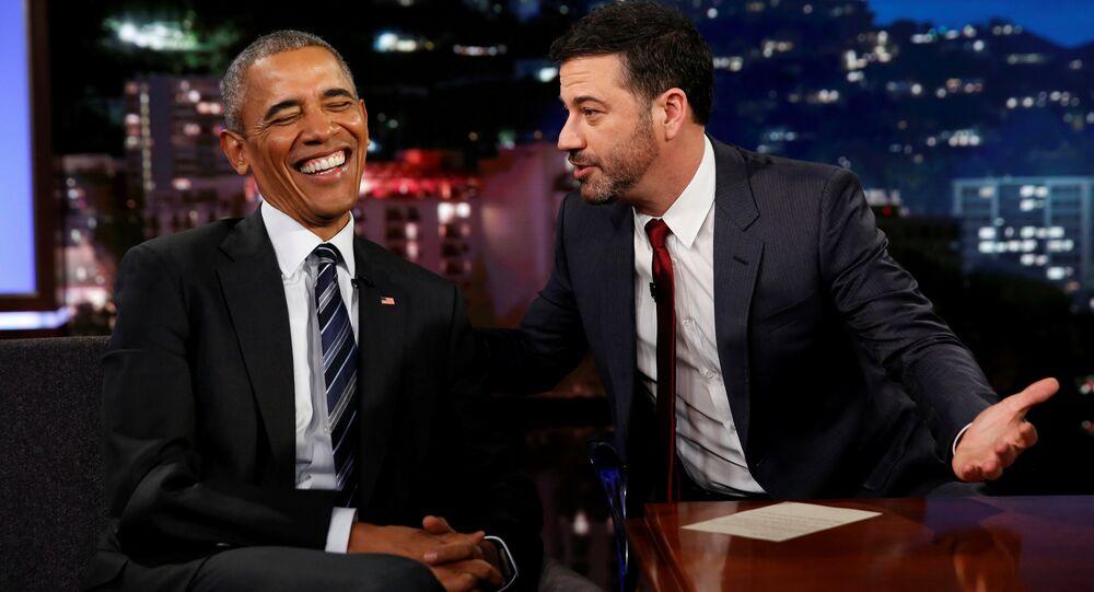 Barack Obama - Jimmy Kimmel