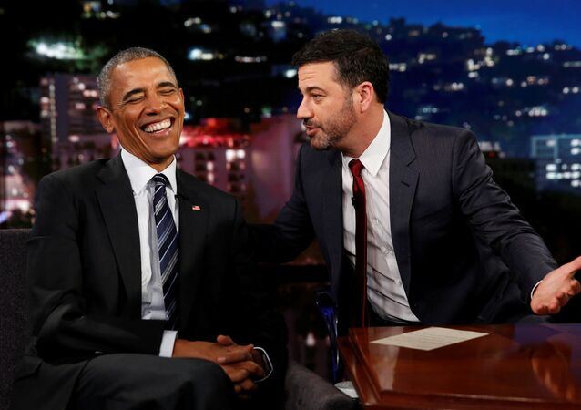 Barack Obama - Jimmy Kimmel
