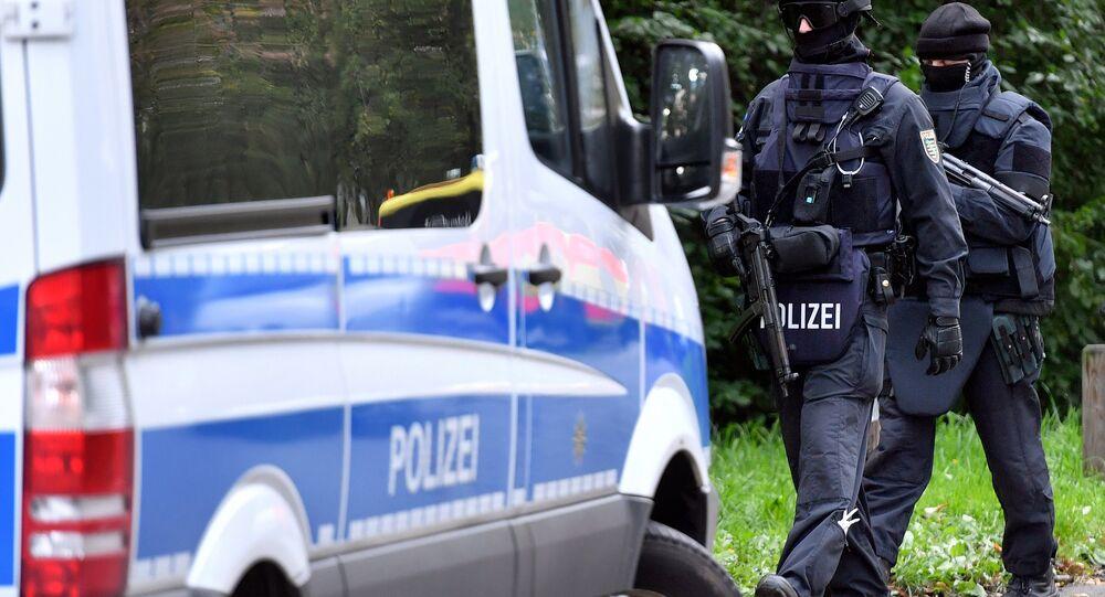 Almanya'da 5 eyalette eş zamanlı terör operasyonu