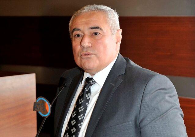 ATSO Başkanı Davut Çetin