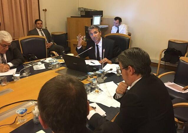 Meclis Araştırma Komisyonu, Nedim Şener'i dinledi
