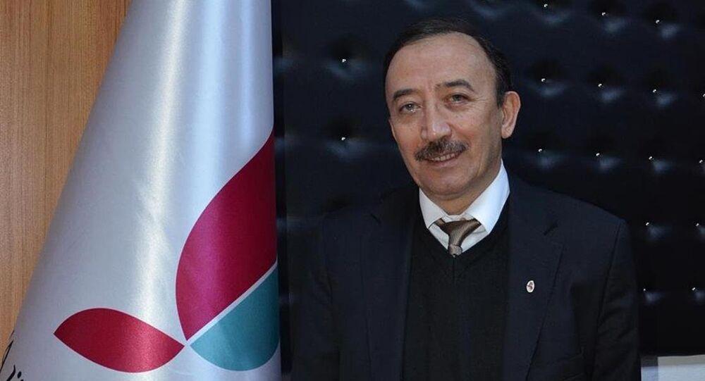 Eski Yalova Üniversitesi Rektörü Prof. Dr. Niyazi Eruslu