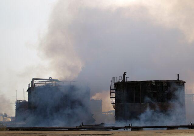 Irak - Mişrak kükürt üretim tesisi