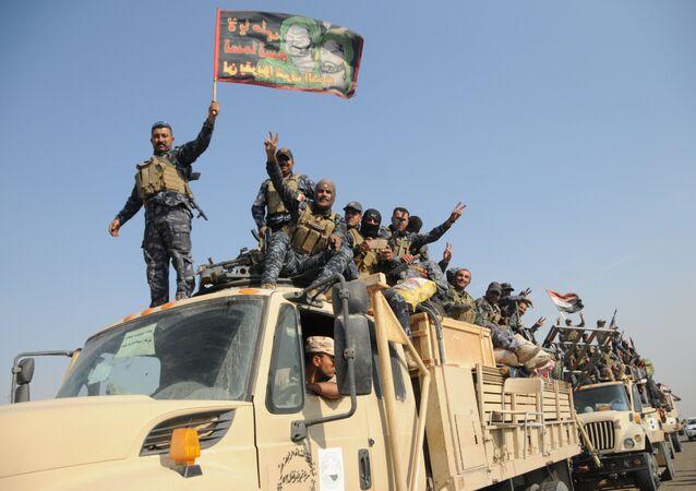 Irak Güçleri Musul merkezine 2 km uzaklıkta bulunuyor.