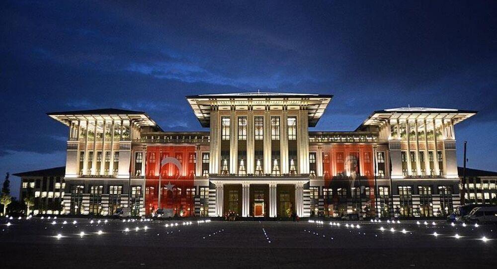 Cumhurbaşkanlığı Sarayı - Cumhuriyet Bayramı
