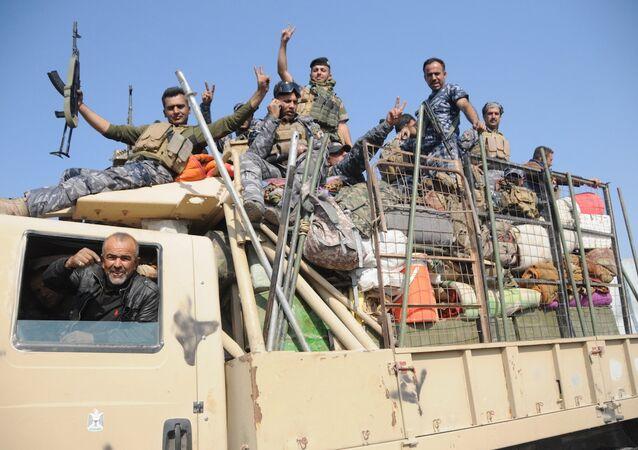 Musullular kentlerini IŞİD'den geri almak için savaşıyor