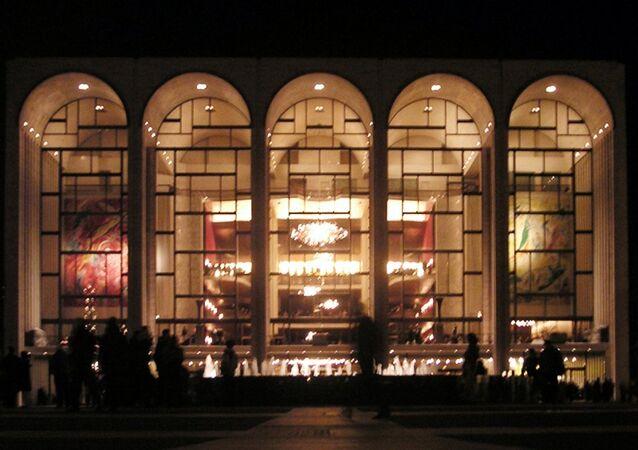 ABD'de New York Metropolitan Operası
