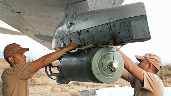 rus askerleri - bomba - Sputnik Türkiye