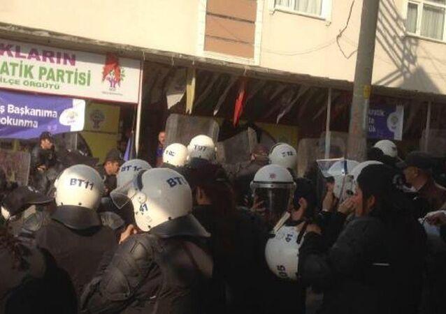 HDP - Kocaeli protesto
