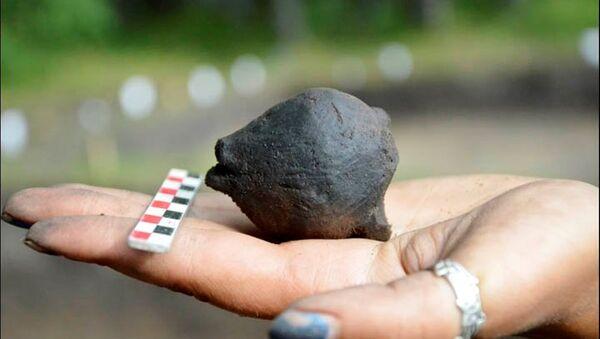 Rusya'da 4 bin yıllık oyuncak bulundu - Sputnik Türkiye