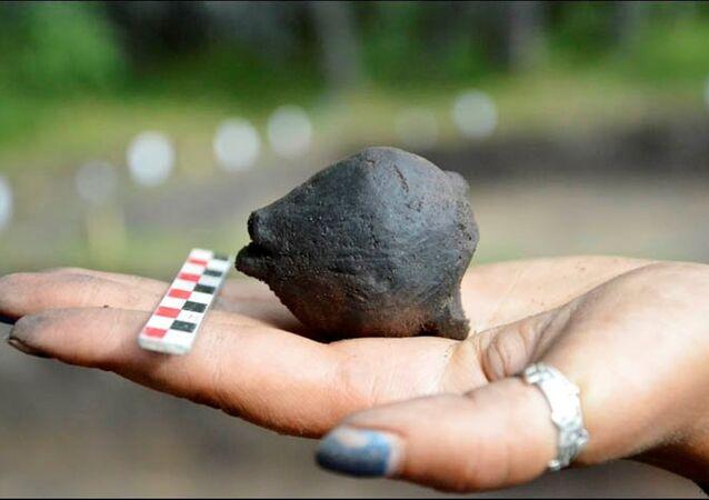 Rusya'da 4 bin yıllık oyuncak bulundu