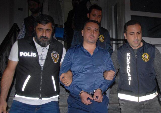 CHP Genel Başkan Yardımcısı ve Aydın Milletvekili Bülent Tezcan'ı tabancayla yaralamaktan gözaltına alınan saldırgan Alparslan Sargın