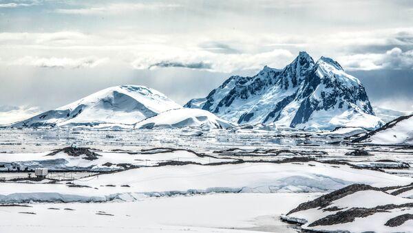 Antarktika - Sputnik Türkiye