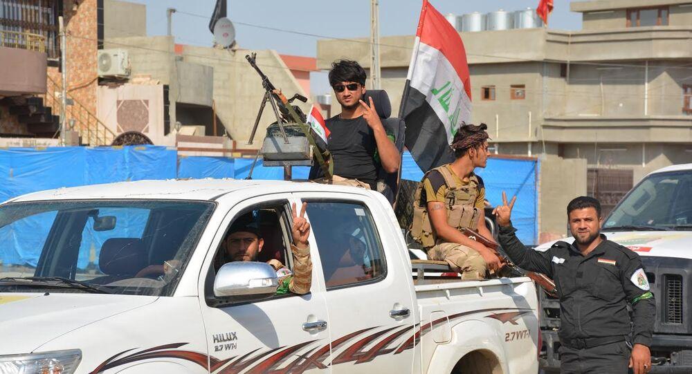 Haşdi Şabi milisleri Musul operasyonu için seferber oluyor