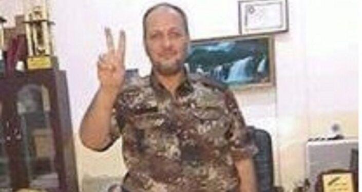 Haşdi Şabi komutanı Ahmet Arslan
