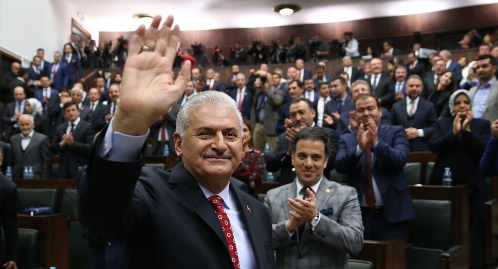 Türkiye Başbakanı Binali Yıldırım