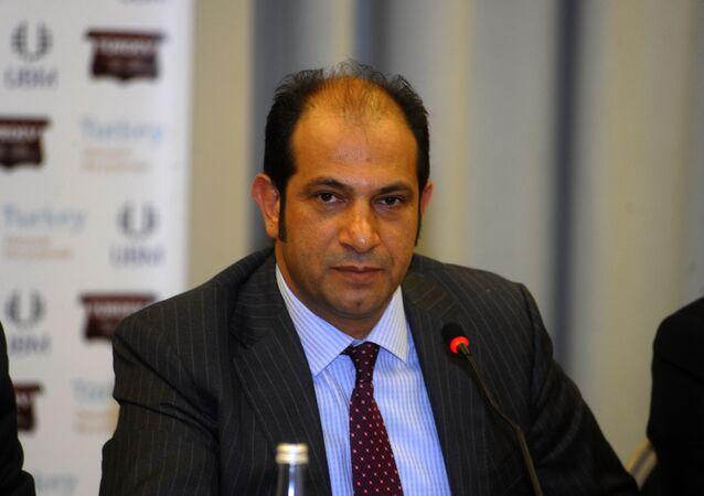 İstanbul Deri ve Deri Mamülleri İhracatçıları Birliği (İDMİB) Başkan Yardımcısı Mehmet Ali Dinç.