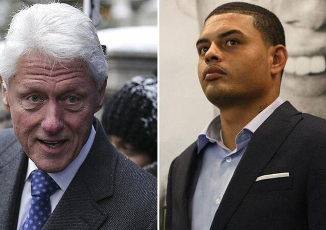 Bill Clinton'un oğlu olduğunu iddia eden Danney Williams
