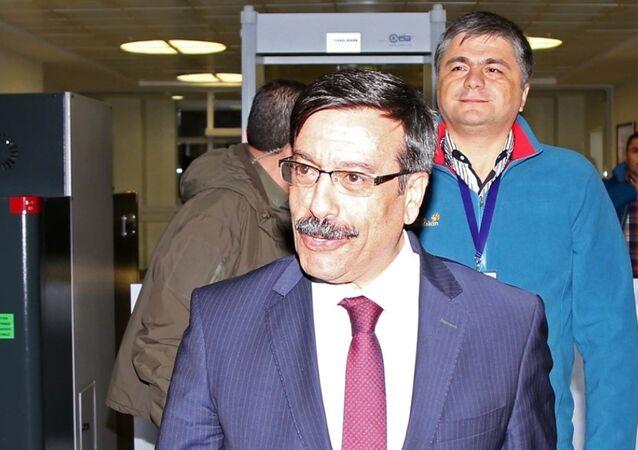 Diyarbakır Büyükşehir Belediye Başkanlığı için görevlendirilen Ankara'nın Etimesgut ilçesi Kaymakamı Cumali Atilla