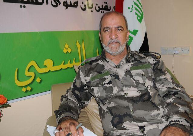 Haşdi Şabi komutanı Abdulselam Muhammed