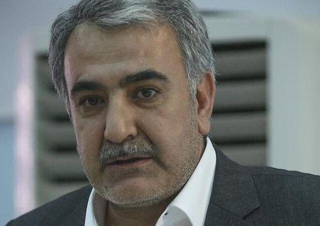 AK Parti Konya Milletvekili Abdullah Ağralı