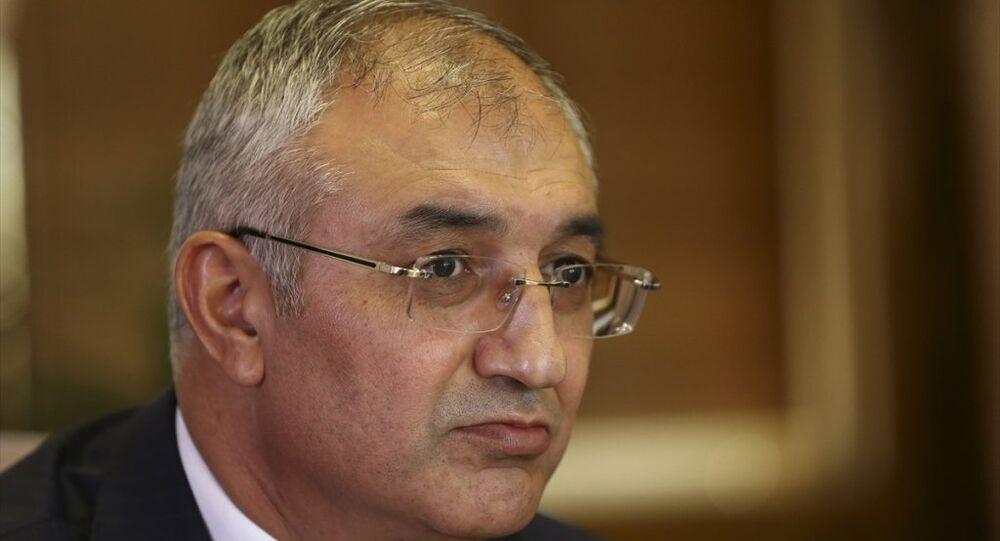 Ankara Emniyet Müdürü Mahmut Karaaslan