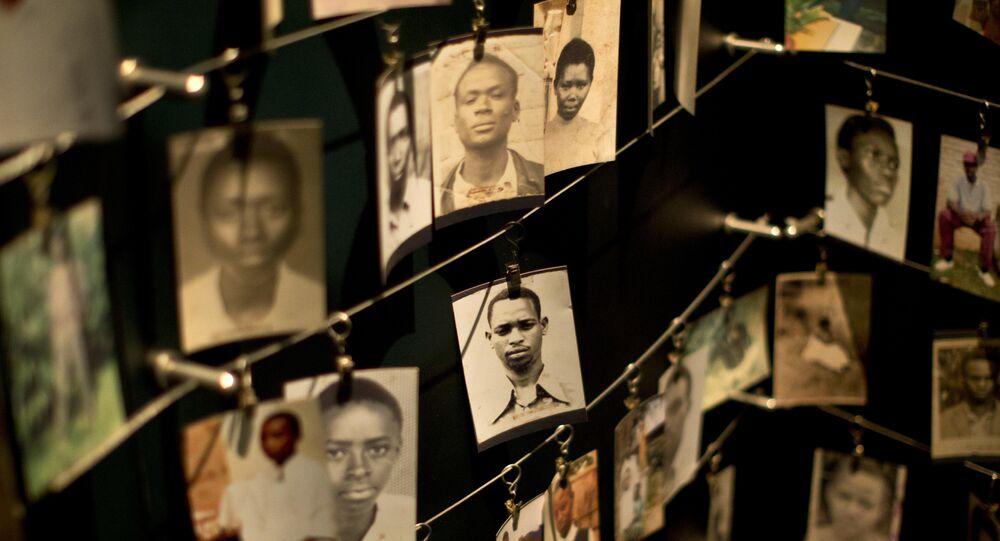 Ruanda soykırımı