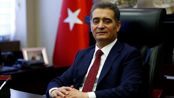 Ankara Cumhuriyet Başsavcısı Harun Kodalak - Sputnik Türkiye