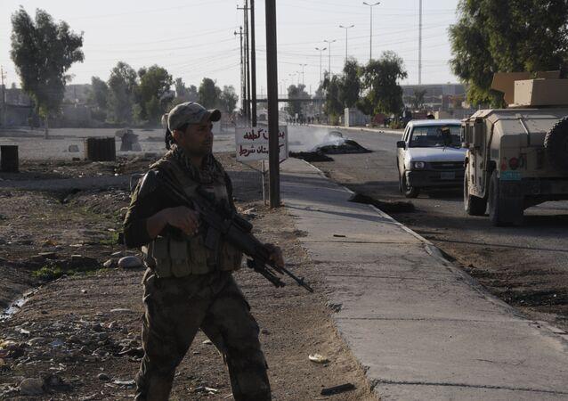 Irak askeri
