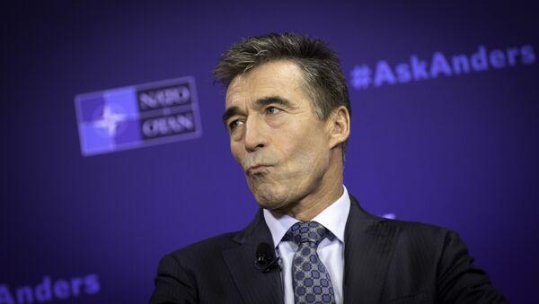 Eski NATO Genel Sekreteri Anders Fogh Rasmussen - Sputnik Türkiye