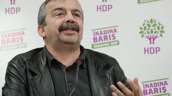 HDP Milletvekili Sırrı Süreyya Önder - Sputnik Türkiye