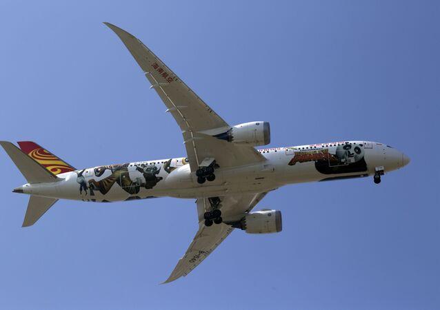Çin-uçak
