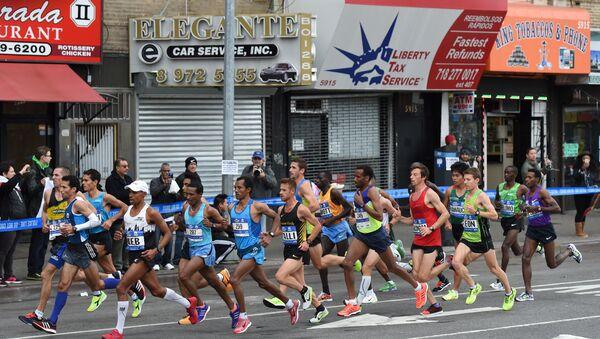 2015 New York Maratonu - Sputnik Türkiye