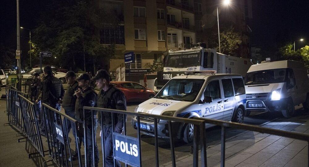 HDP operasyon