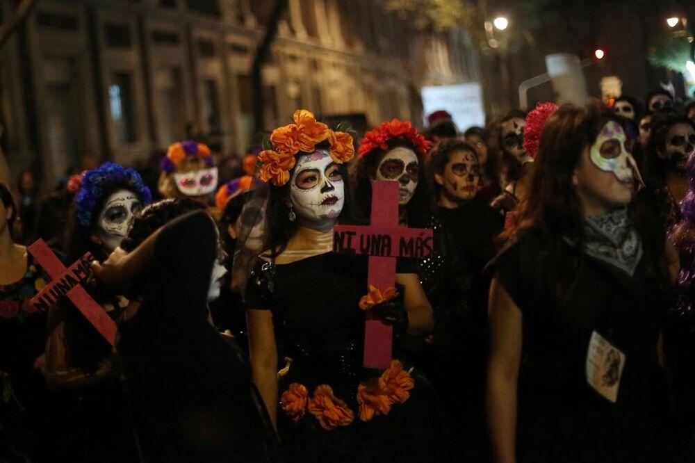 Meksika - Ölüler Günü