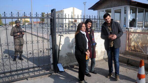 Selahattin Demirataş'ın kaldığı cezaevi - Sputnik Türkiye