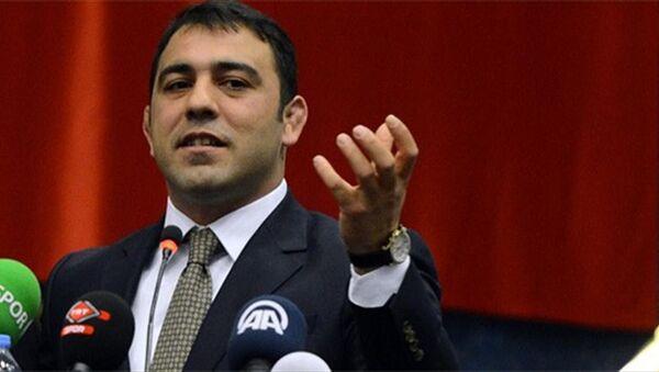 Cumhurbaşkanı Başdanışmanı Hamza Yerlikaya - Sputnik Türkiye