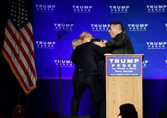 ABD'de Cumhuriyetçi Parti'nin başkan adayı Donald Trump