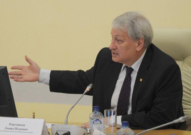 RISS Başkanı Leonid Reşetnikov
