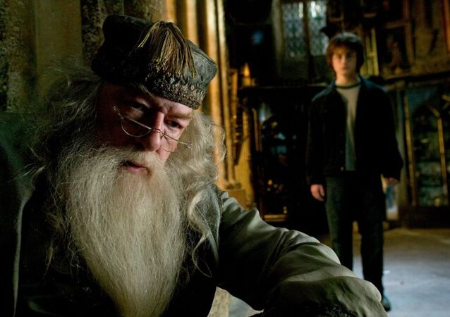 Harry Potter- Dumbledore