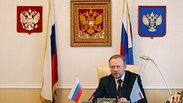First deputy director of the Federal Service for Military and Technical Cooperation Alexander Fomin